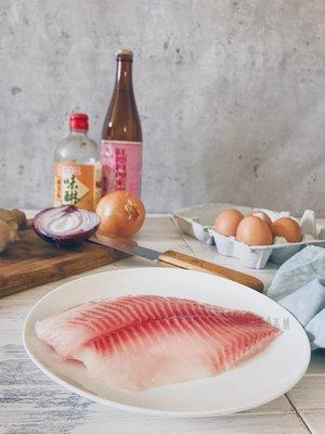 鮮鱻本舖  台灣鯛魚片