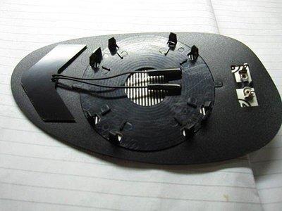 (柚子車舖) LEXUS 2005-2007 GS300 鉻鏡雙箭頭LED方向燈電熱除霧後視鏡片(專用卡榫)
