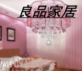 【優上精品】S led水晶燈 臥室燈 客廳燈餐廳燈水晶吊燈過道燈玄關燈飾吸頂(Z-P3230)