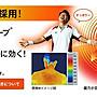 日本新版 磁力項圈 加強版 EX  黑色 藍色 桃紅 45cm  50cm  60cm