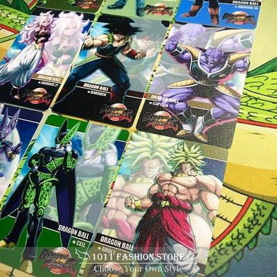 七龍珠 龍珠超 人造人17號 18號 破壞神 布羅利 超級賽亞人 巴達克 icash 悠遊卡 限量 卡貼 DG002