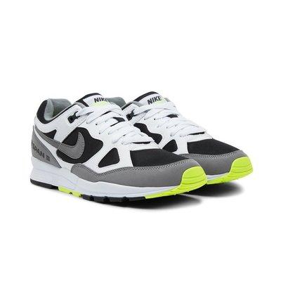 NIKE AIR SPAN II 黑白 灰 復古 經典 訓練 慢跑鞋 運動鞋 男鞋 AH8047-101