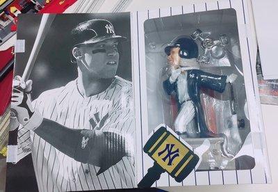 (記得小舖)美國正品 MLB紐約洋基 Aaron JUDGE 法官 2017公仔 NEW YORK YANKEE 搶手 出清價