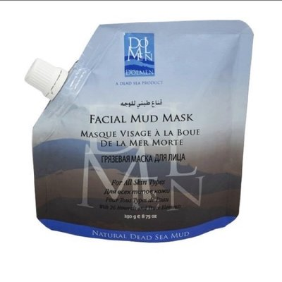 約旦🇯🇴死海代購開放中🎁Dolmen Dead Sea Facial mud mask礦物質面膜  300gr
