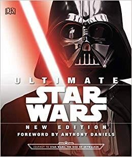 Ultimate Star Wars, New Edition Definitive Guide to the 星球大戰 Universe 寫真集 訂