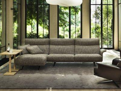 [米蘭諾家具]訂製款 複刻Verzelloni Nilson經典沙發 現代沙發 休閒風 設計師款 台灣製造