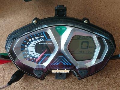 光陽 VJR 125 液晶螢幕淡化維修(大明 機車液晶儀表板專業維修廠)