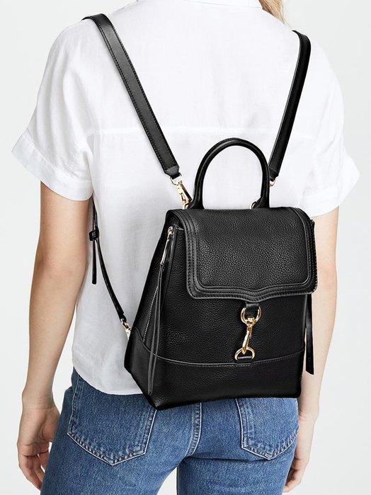 後背包 真皮背包 免運費 高優質 背包推薦 雙肩包 RM 8921【FQ包包】Rm rebecca