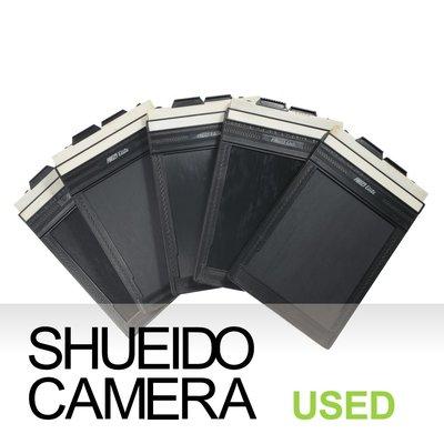 集英堂写真機【全國免運】良上品 FIDELITY ELITE 4X5 片夾 片盒 X5 大型相機 用 18944