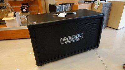 大鼻子樂器 MESA Boogie 專賣店 公司貨 有保固 2X12 Horizontal Rectifier cab