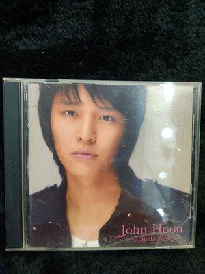 金楨勳 JOHN-HOON - 五光十色 - 2008年 CD+DVD 版 - 9成新 附側標 - 81元起標