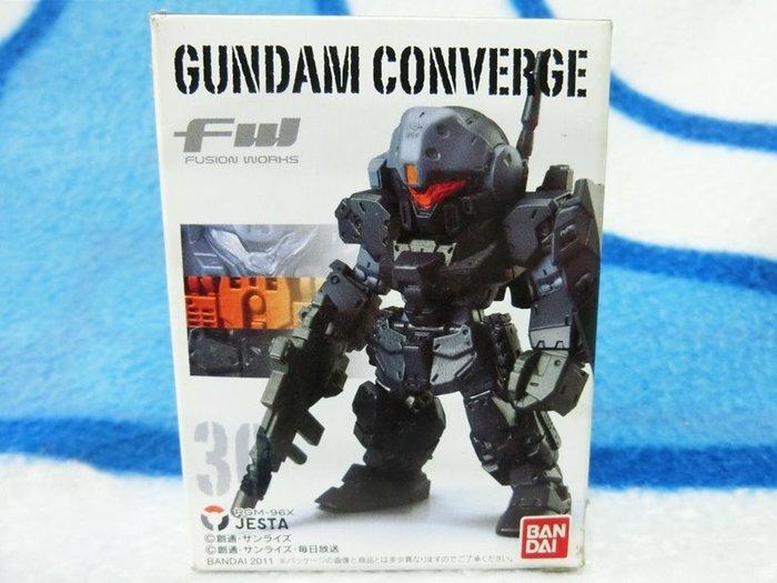 鋼彈 FW GUNDAM CONVERGE 30號 鋼彈 JESTA 傑斯塔