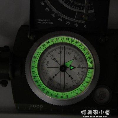 【全店免運】地質羅盤儀 戶外多功能軍指...