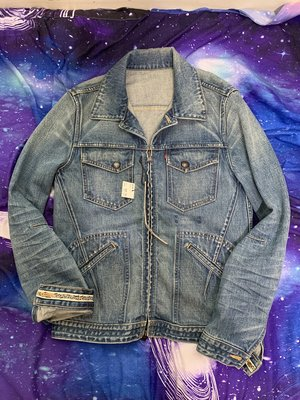 Number (N)ine 07SS denim jacket 牛仔外套