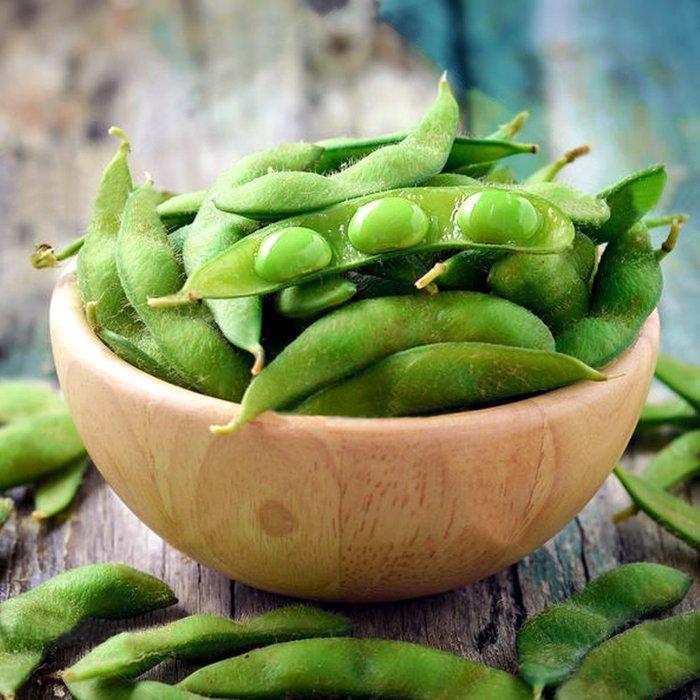 ㊣盅龐水產 ◇冷凍毛豆(過燙)◇1kg±5%/包 零$58元/包 小菜 滷味 銅板