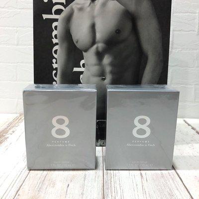 Maple麋鹿小舖 Abercrombie&Fitch * A&F 女生8 Perfum香水  * ( 現貨50ml )