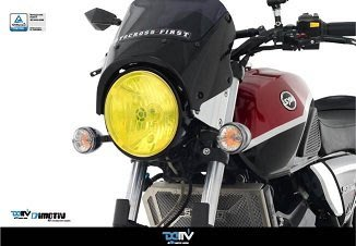 德國DIMOTIV KAWASAKI VULCAN 1700 VAQUERO 09-17 大燈護目鏡 DMV