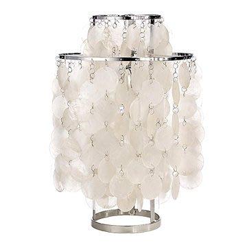 Luxury Life【預購】丹麥 Verpan Fun 2TM Table Lamp 珍珠母貝 雙環桌燈