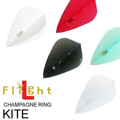 L-style Champagne flight Kite
