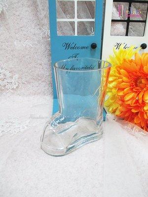☆[Hankaro]☆創意流行靴子造型玻璃杯(樣品出清)