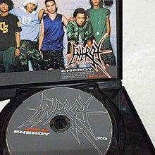 二手CD  [   Energy Come On專輯歌迷珍藏版CD+VCD」] 專輯  ] 專輯