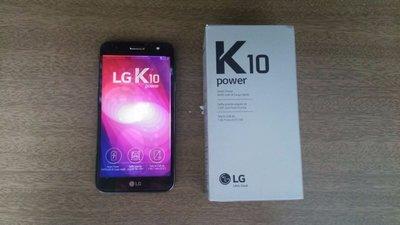 熱賣點 旺角店  LG K10 power  全新  黑藍金
