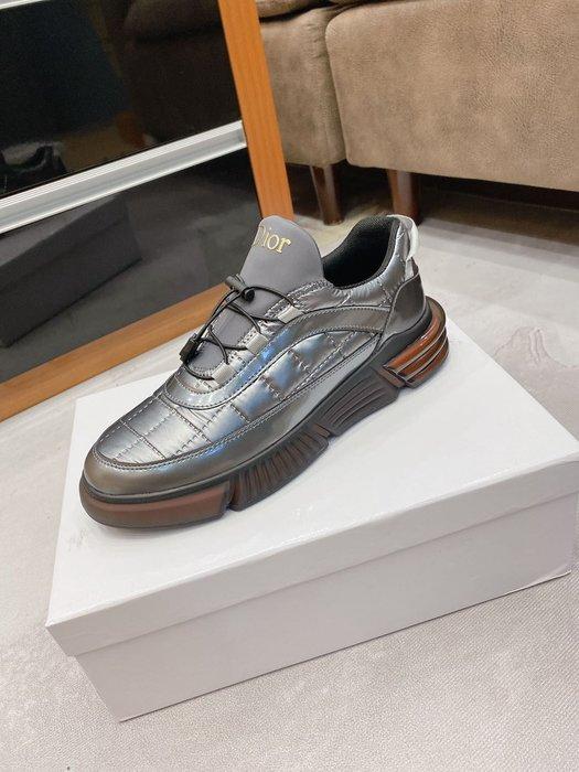 20款 休閒運動風 男鞋 秋冬季設計 老爹鞋 懶人款 柔軟舒適 百搭 耐磨大底 38-44碼
