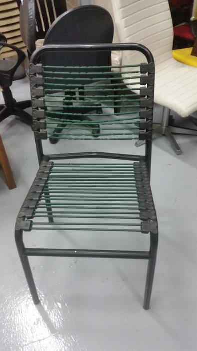 全館出清拍賣*宏品二手傢俱館~F60220綠色健康椅-有破損/ 電腦椅 董事長椅 會議椅 書桌椅 讀書桌椅 洽談桌椅