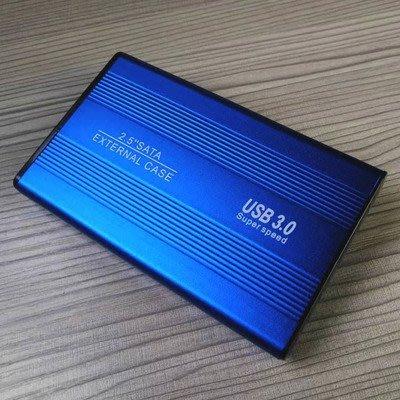 2.5吋鋁合金全新  硬碟外接盒 SATA 介面 to USB3.0 SATA硬碟外接盒