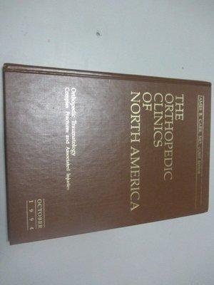欣欣小棧   原文書*ORTHOPEDIC CLINICS OF NORTH AMERICA 1994 october(
