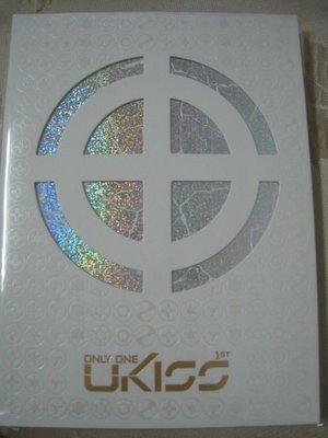 U-KISS  首張韓版專輯