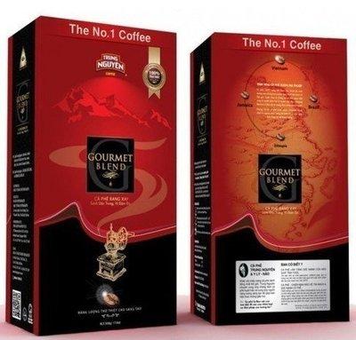 【越南中原咖啡】美味混合Gourmet Blend咖啡粉