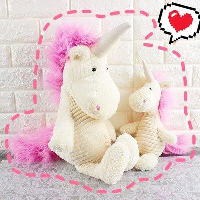 Shamoe ins少女心獨角獸獅子大象鱷魚恐龍娃娃公仔女生生日禮物毛絨玩具