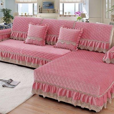 四季沙發墊布藝防滑坐墊客廳組合沙發簡約現代沙發套沙發罩全蓋【尺寸不同價格不同】