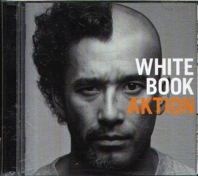 八八 - AKTION - White Book - 日版  CD+DVD