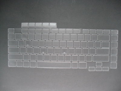 asus華碩 ROG Strix G15 G513/G513IR/G513QM/G513QR/G513QY TPU鍵盤膜