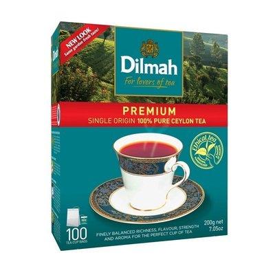『里德咖啡烘焙王 』Dilmah 帝瑪  錫蘭紅茶  2g*100入/盒