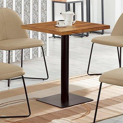 KIPO-Steward-2尺木面四方餐桌/餐廳餐桌/工作桌/書桌/寫字桌_WQs4
