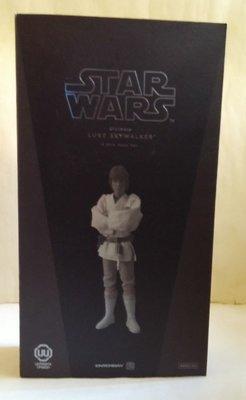 全新 Medicom x Enterbay 1/6 Star Wars Luke SkyWalker A New Hope Version 星球大戰天行者