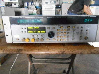 Giga-tronics 7100 訊號發射器 Synthesized Signal Generator