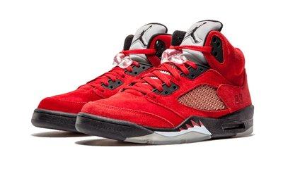 【S.M.P】Nike Air Jordan 5 Retro DMP Raging Bull 紅 136027-601
