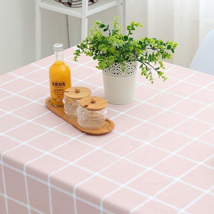 熱賣款田園餐桌布防水防免洗桌布PVC塑料臺布網紅長方形茶幾桌墊#布#墊子#簡約