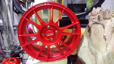 16吋 義大利製 正 OZ RACING 鍛造鋁圈 輪胎 避震器 墊片 保養 空力配件 卡鉗 活塞 碟盤