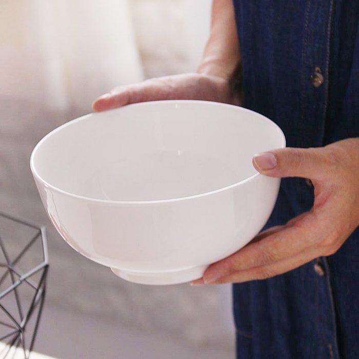 泡麵碗 陶瓷湯面碗家用泡面碗骨瓷湯碗大號面條碗韓式大碗創意吃面的瓷碗