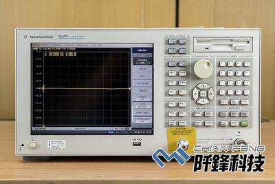 【阡鋒科技 專業二手儀器】安捷倫 Agilent E5062A 300kHz-3GHz ENA-L RF網路分析儀