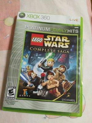 XBOX 360 LEGO STAR WARS COMPLETE SAGA