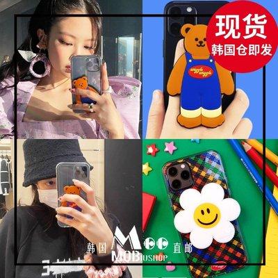 五五JENNIE金智妮同款~韓國設計師品牌21春wiggle wiggle小熊手機支架