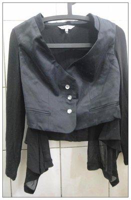 ECoDE.E設計師品牌 黑色短版小外套(買3送1) 新北市