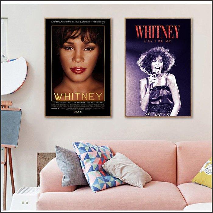 日本製畫布 電影海報 永遠愛妳 惠妮 Whitney Houston 掛畫 嵌框畫 @Movie PoP 賣場多款海報~