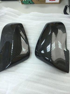 BMW F20 CARBON 後視鏡蓋
